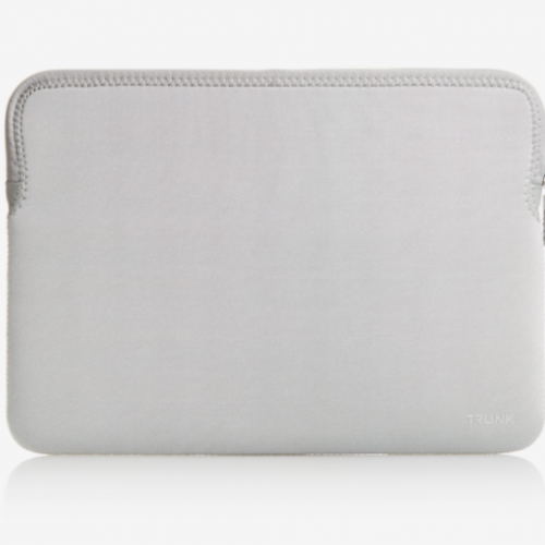 "13"" Macbook Sleeve - Silver"